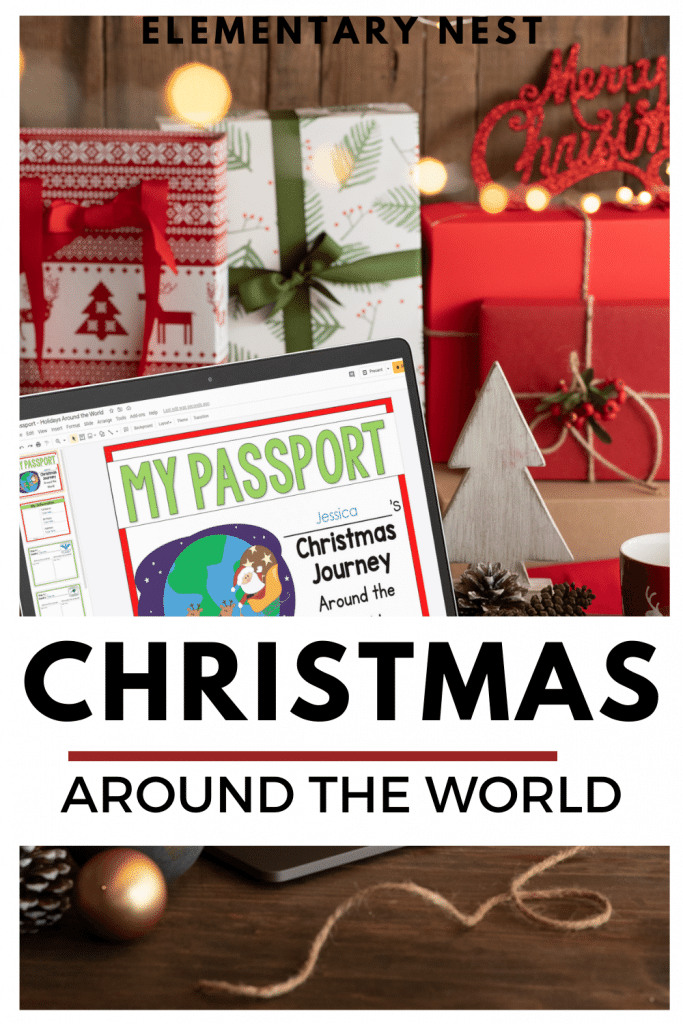 Christmas Around the World Virtual Activities