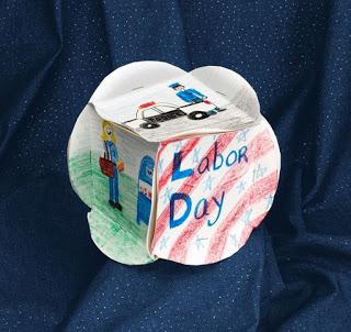 Labor Day craft idea
