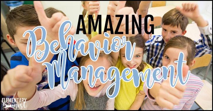Amazing Behavior Management