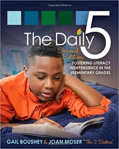 The Daily 5 book.