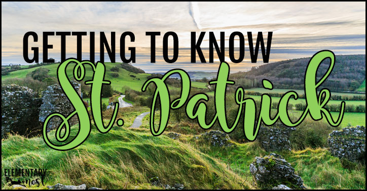 Getting to know St. Patrick