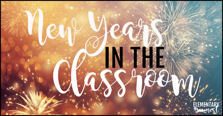 New Year's in the classroom