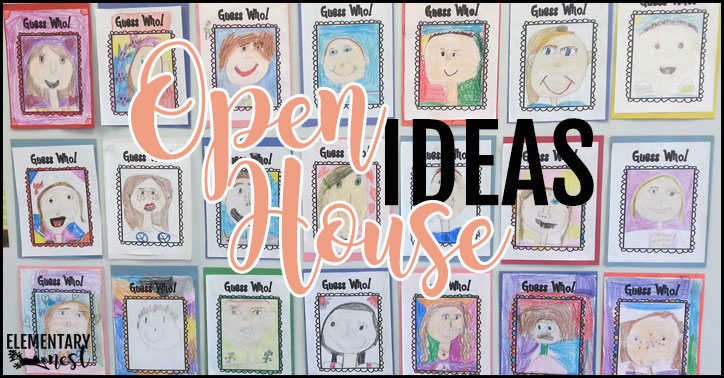 Advice for hosting an open house at school.