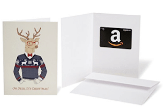 Amazon gift card for teachers