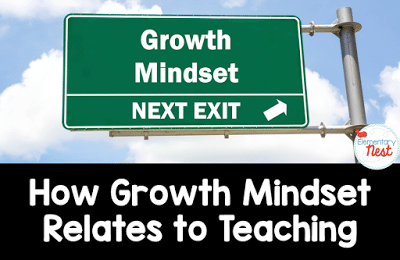 How growth mindset relates to teaching