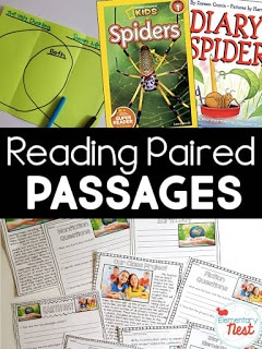 Reading paired passages