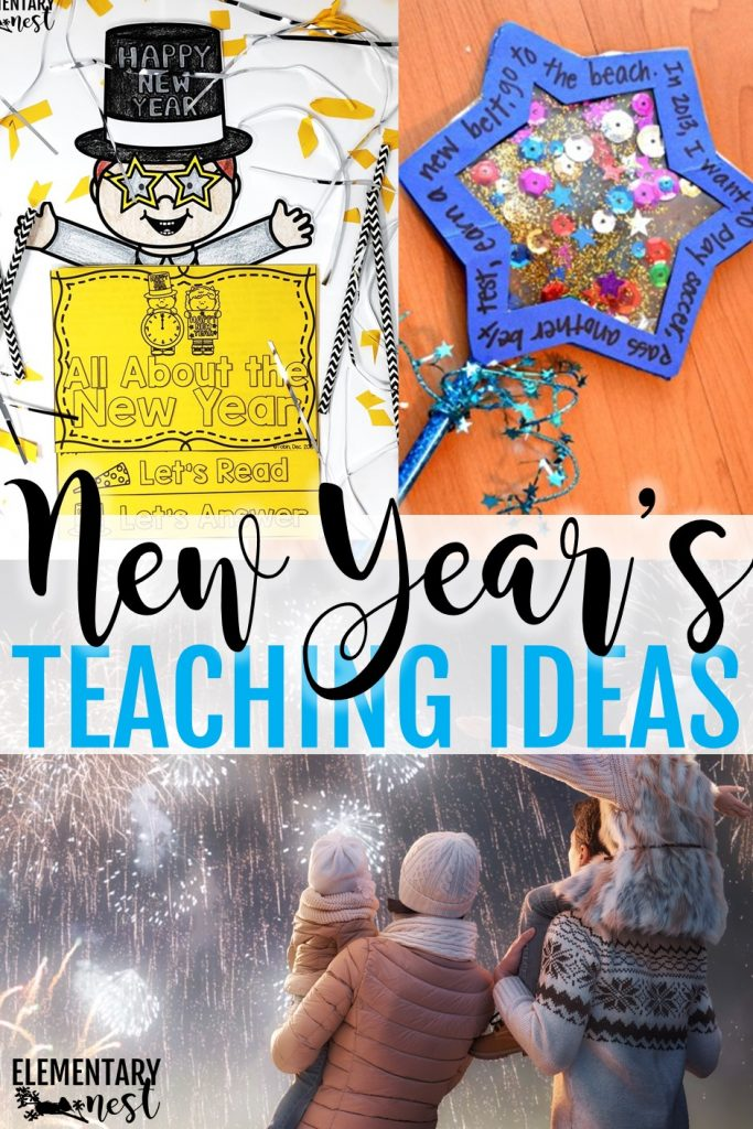 New Year's ideas for the classroom