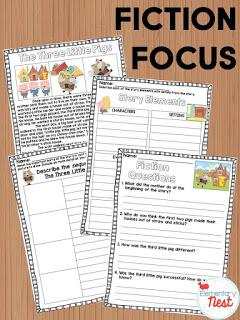 Fiction focus