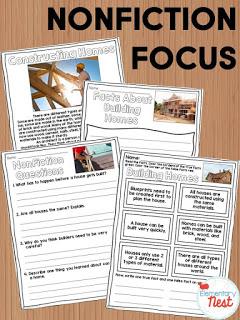 Nonfiction focus