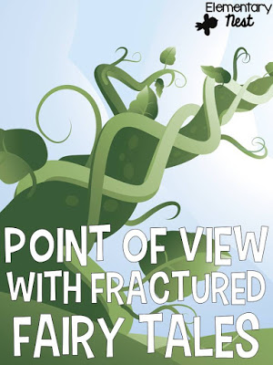 Point of view with Fractured Fairy Tales