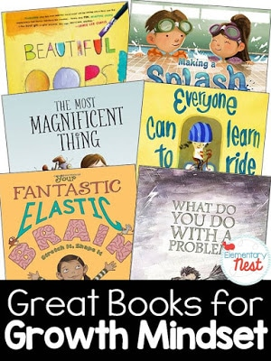 Great books for growth mindset