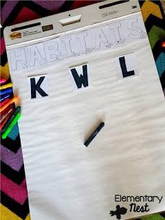 Freebie KWL header