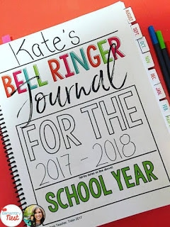 Writing prompts for the school year