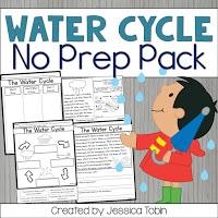 Water cycle no prep unit