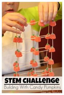 STEM activities with Halloween theme