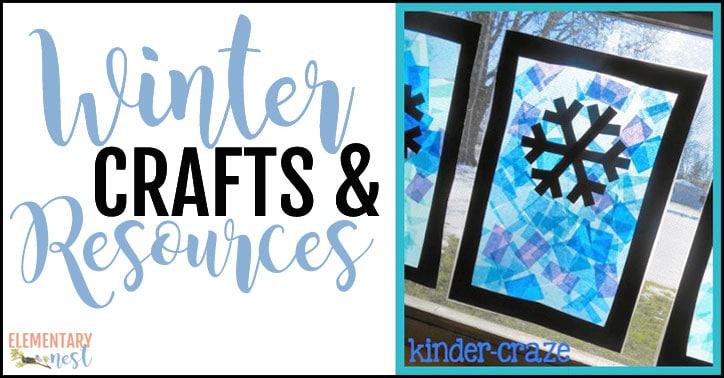 Winter craft resources
