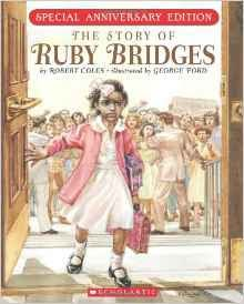 The Story of Ruby Ridges book cover