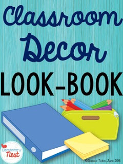 Classroom decor look-book