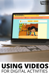 Using Zoom or Meet for live virtual instruction, teaching addition through digital activities
