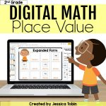 2nd grade digital math place value
