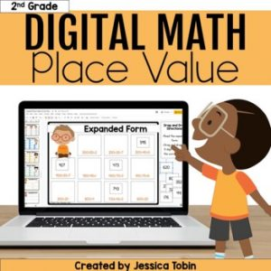 2nd Grade Place Value Math