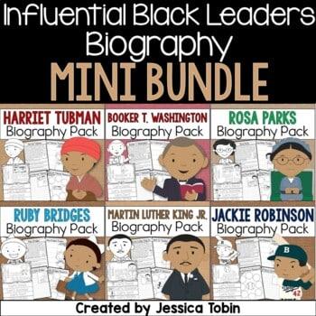 Influential Black Leaders Biographies