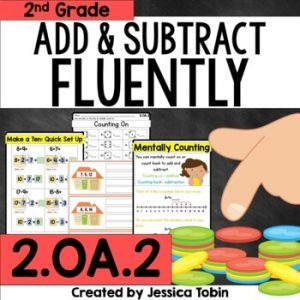 2.OA.2 Addition and Subtraction Fluency within 20