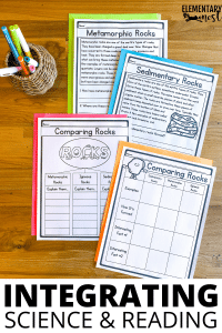 Printable Rocks and Minerals Activities