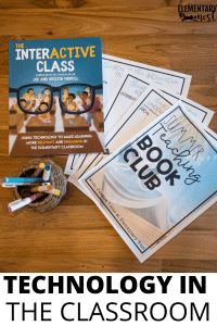The Interactive Class by Joe and Kristin Merrill, book about making learning more interactive with use of technology.