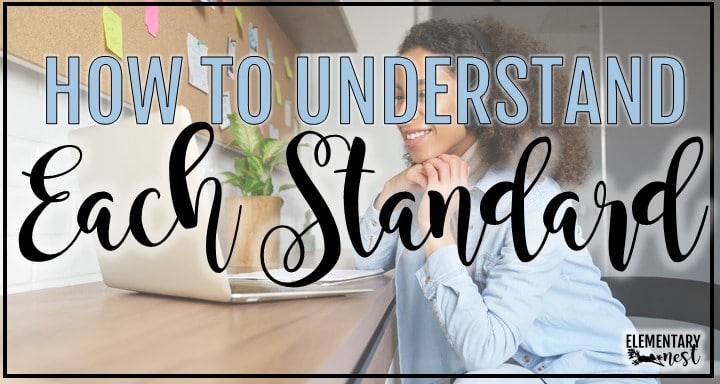 This blog post dives into deconstructing ELA Common Core Standards. Find out simple and effective methods for organizing your content and mapping out how to teach the standards. Use the free template to deconstruct your standards and build a library of CCSS resources.