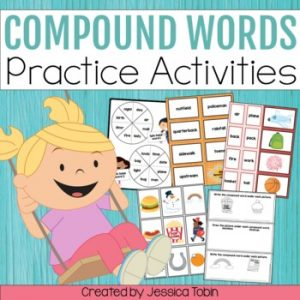 Compound Words Worksheets and Practice Activities