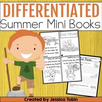 Summer Reading Mini Books