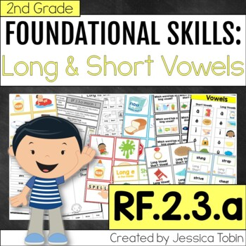 RF.2.3.a- Long and Short Vowels