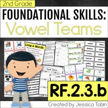RF.2.3.b Vowel Teams