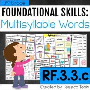 RF.3.3.c- Decode Multisyllable Words