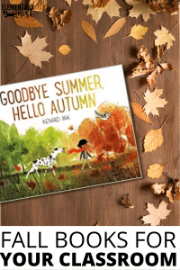 Check out these 8 great fall books to add to your classroom. They cover all things leaves, autumn season, and fall themes. Add these to your read aloud stacks or simply let your first, second, and third grade students explore the fall texts.