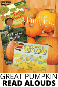 Learn how to make your pumpkin life cycle engaging for students. Pull ELA and science together to teach the pumpkin life cycle! From anchor charts to read alouds to oral presentation skills, students will dive deep and learn about this fall life cycle!