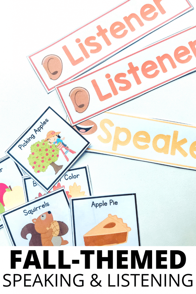 Incorporating relevant themes into your ELA lessons can make learning so much fun! These activities and resources will make it easy to bring Fall into your ELA block. Here, you will find printable activities for reading, writing, language, speaking and listening, and reading foundations. Science integration will be simple, too!