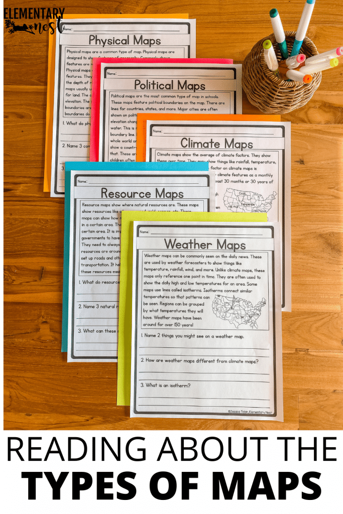 Map skills can be tricky for students. Learn how to teach map skills with different activities, worksheets, videos, and books. You can teach them about map grids and other types of maps. Plus, you'll teach about directions and reading a map.